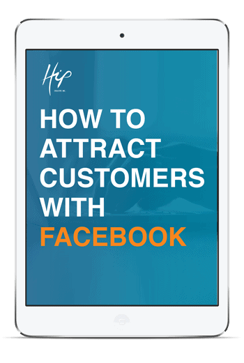 How to attract customers with Facebook iPAd