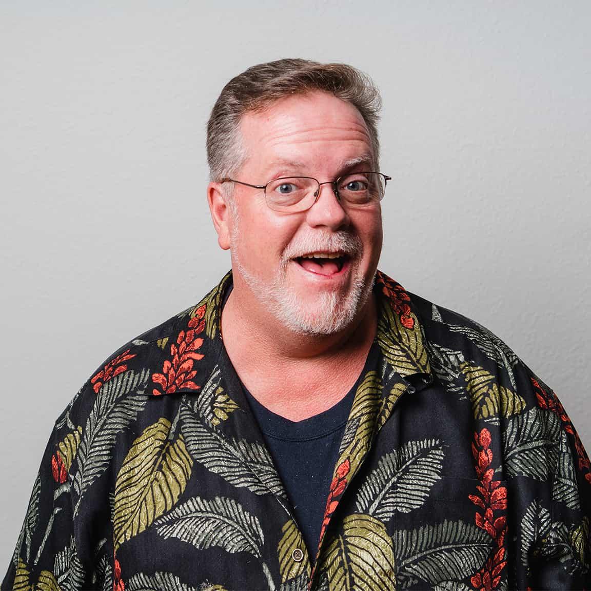 Alan Wickstrom